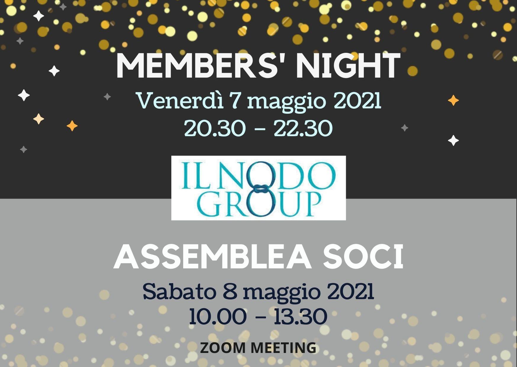 Members' night 2021